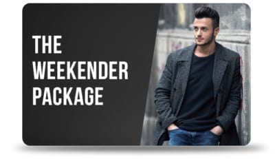 The Weekender Gift Card Package Image