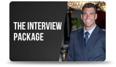 The Interview Card Package Image